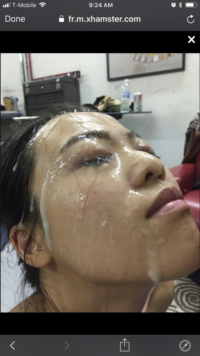 Amateur Asian Facials Animated