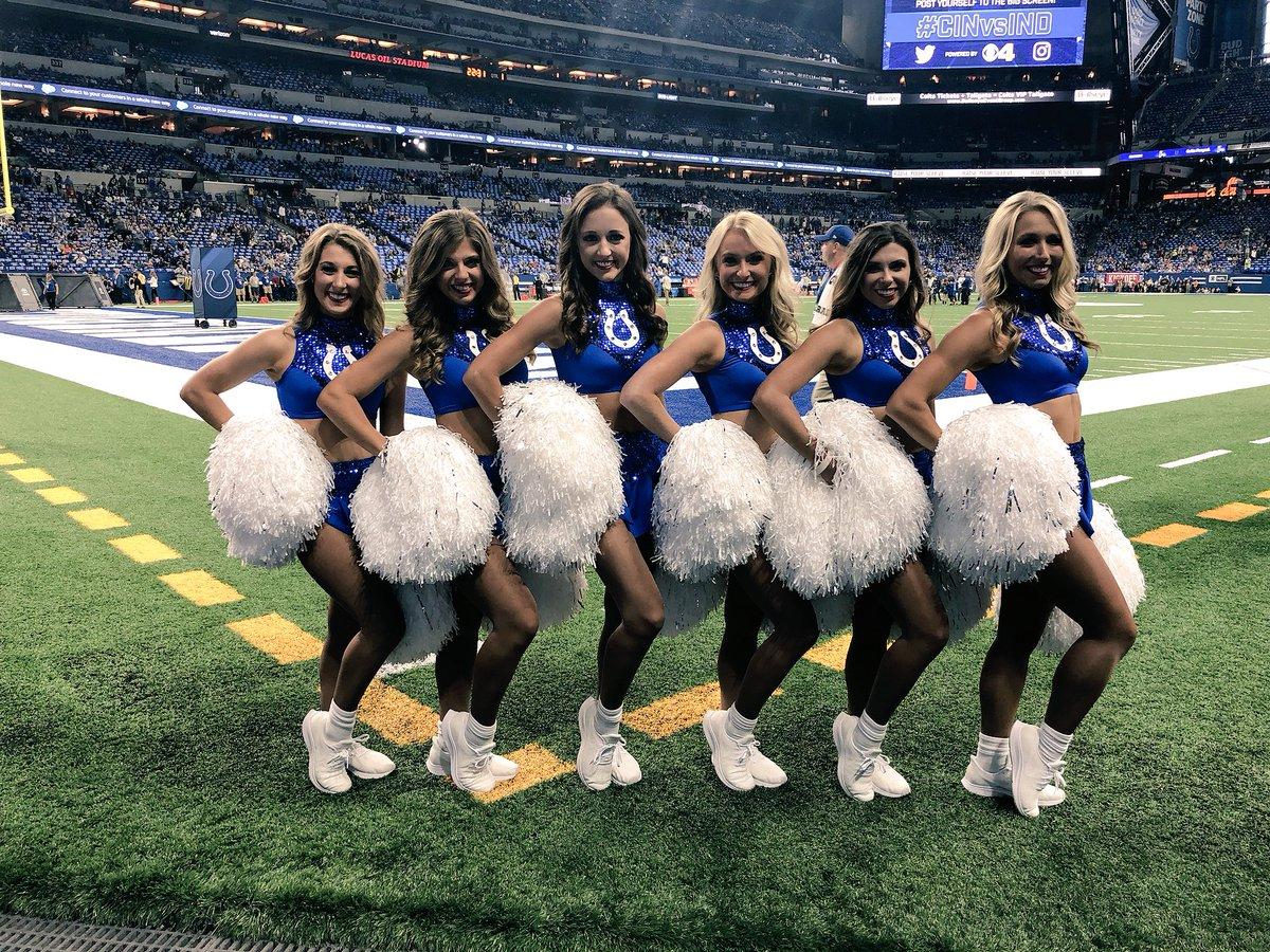 2b3c5b81e Colts Cheerleaders on Twitter