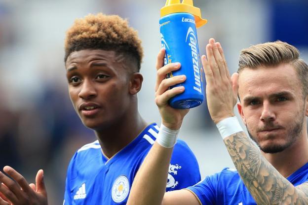 Ben Chilwell et Demarai Gray ont été appelés en renfort par l'Angleterre, qui affronter la Suisse mardi en amical. https://t.co/uv4i9QYv1s