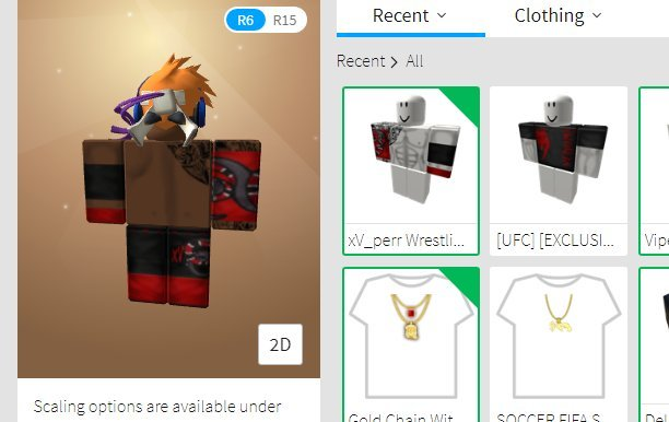 Robloxattire Hashtag On Twitter - roblox wrestling outfits