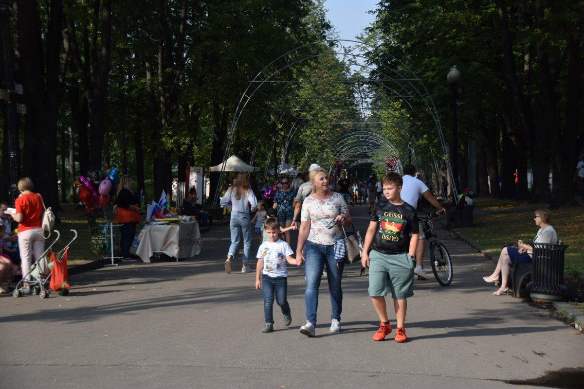 Картинки гулянье в измайловском парке