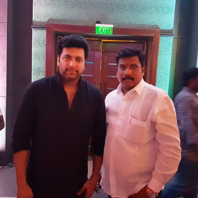 Sep10th-wish you Happy birthday My Dear Jayam Ravi