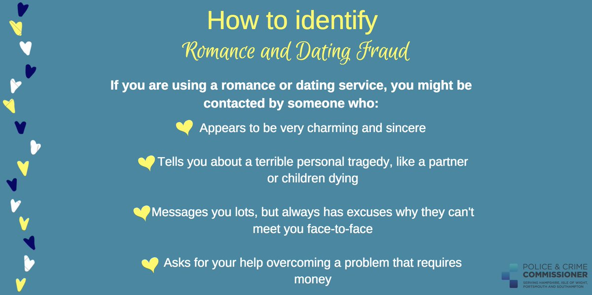 warning signs in online dating
