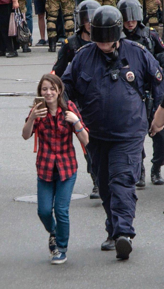 На мітингах проти пенсійної реформи в Росії затримали 1018 осіб - Цензор.НЕТ 8244