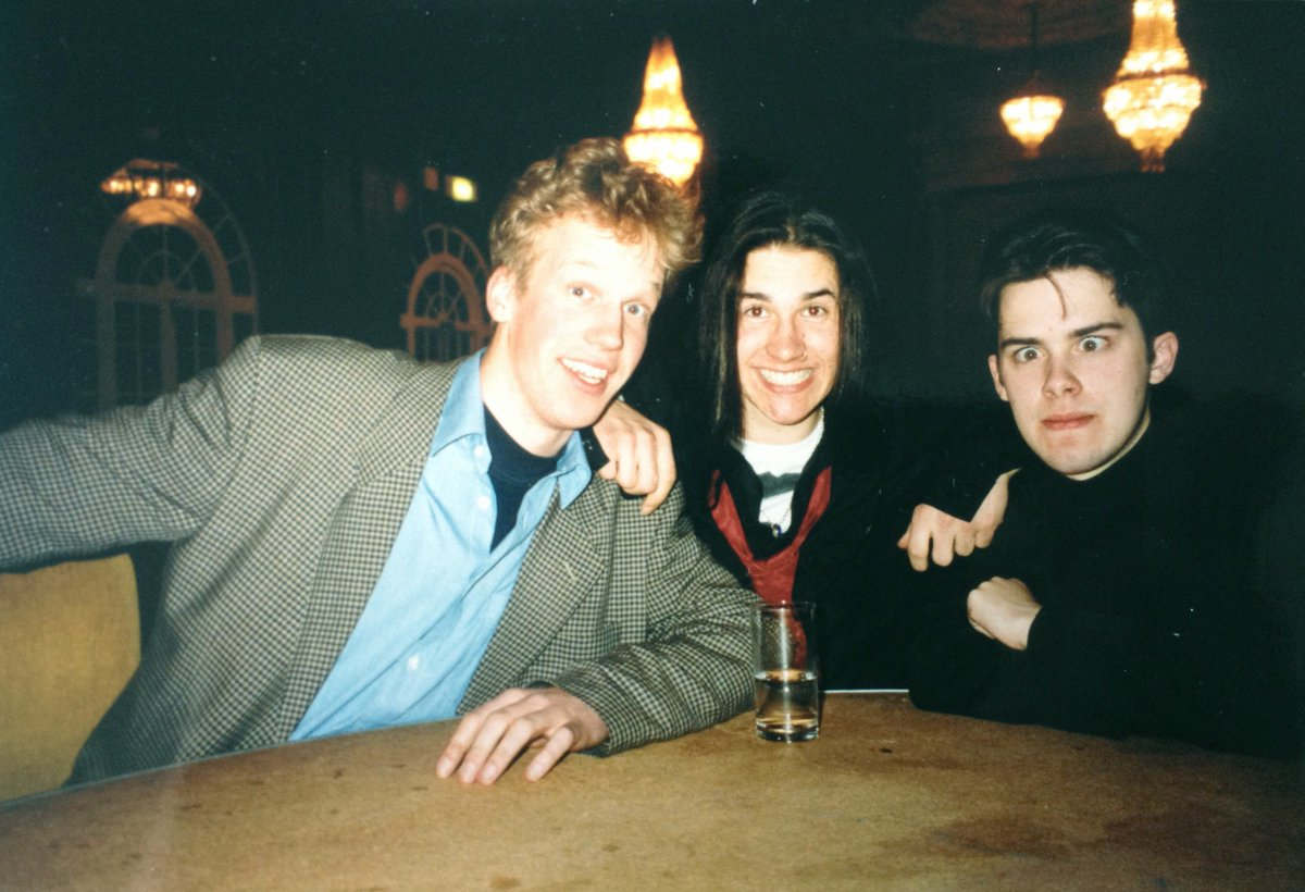 Young Edgar Wright