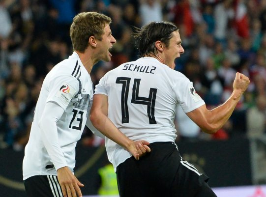Video: Đức vs Peru
