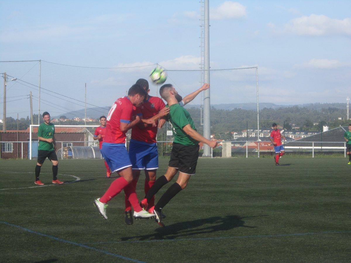 ADR Numancia de Ares. Aficionados 2018-2019. Prados Vellos. Primera Fase Liga. Numancia, 7 - Rosalía, 1