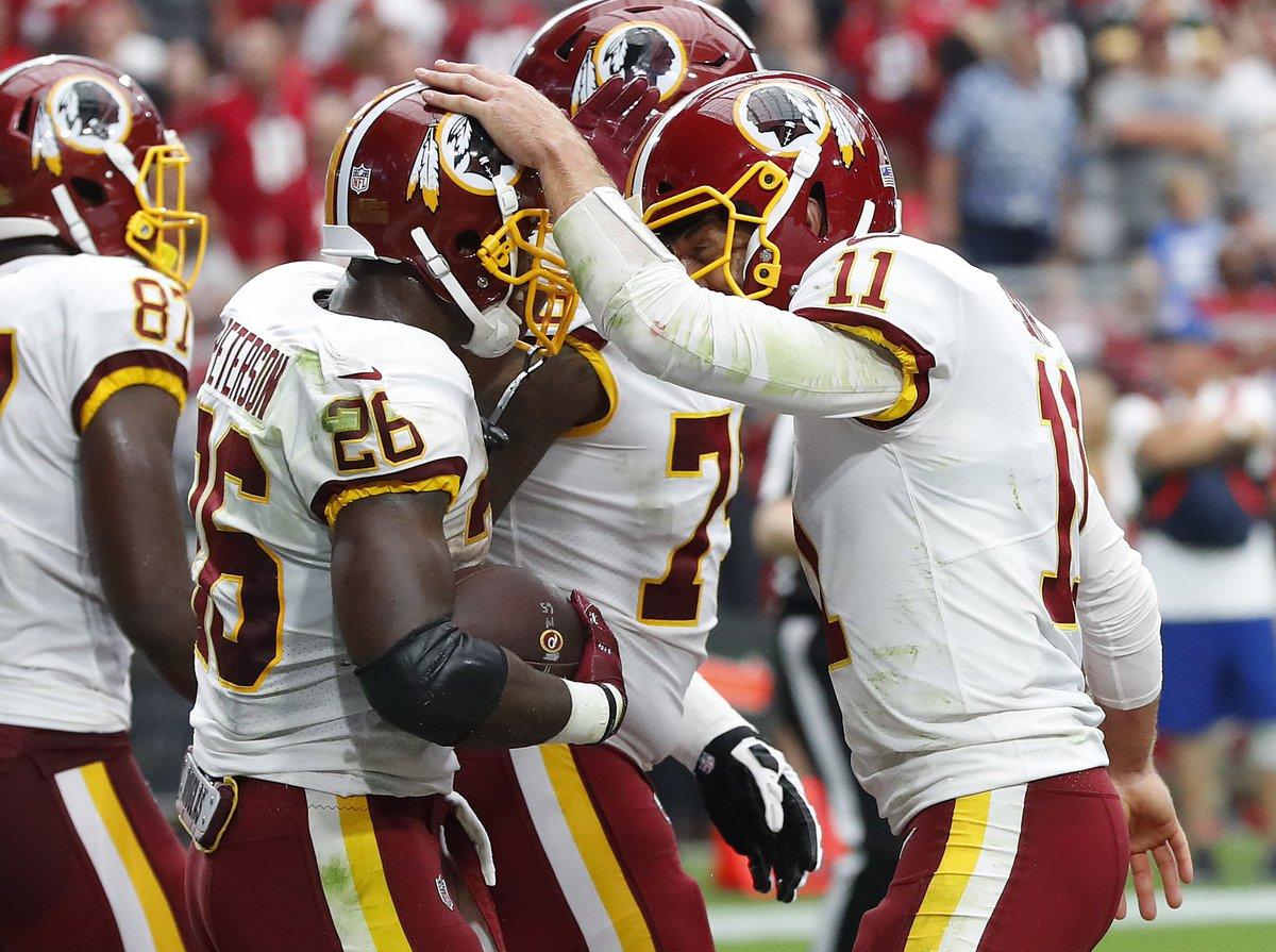 Die Washington Redskins saugen, Männer zum Wichsen gezwungen