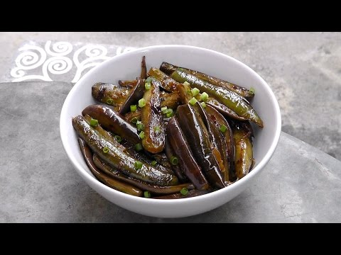 Chinese Eggplant in Hot Garlic Sauce - Vegan Vegetarian Recipe - Cooking View - https://t.co/V5z1oI7vS9 https://t.co/hsj0M5qDNo