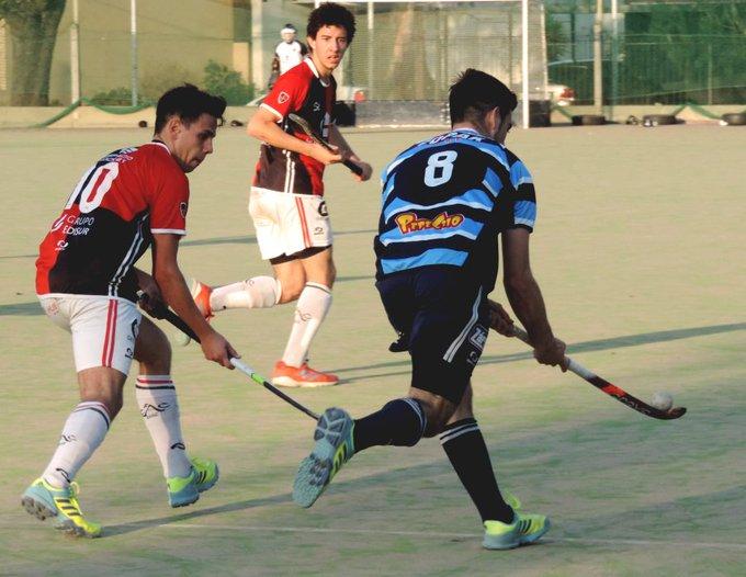 #HockeyCba OFICIAL CABALLLEROS 👉FINAL Fecha 9👇 La Salle HC 1-1 Athletic Foto