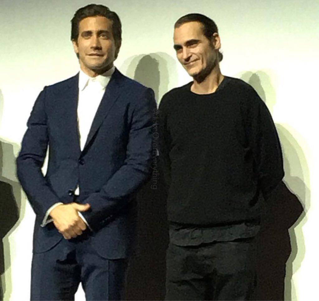 ¿Cuánto mide Jake Gyllenhaal?  - Real height - Página 2 DmsKrRdUcAANQ5m