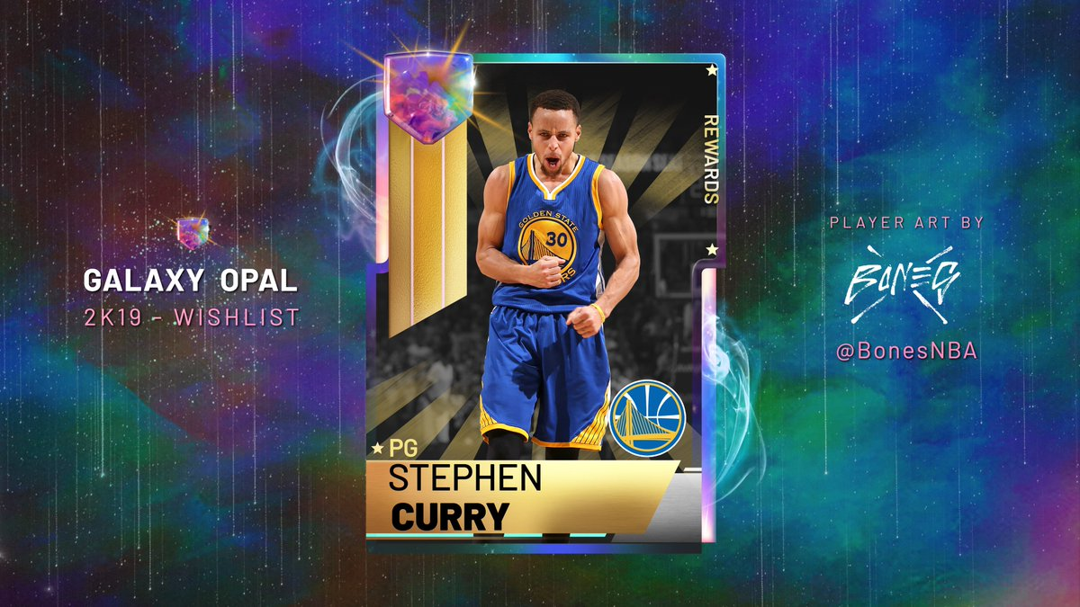 Bones On Twitter Nba2k19 Myteam Concept Card Thread