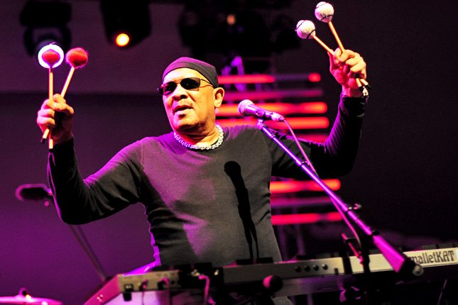 Happy 77th Birthday to Roy Ayers - American soul, funk, and jazz composer and vibraphone player!