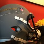 Image for the Tweet beginning: Happy game day! #NFLSunday #courtyardnfl