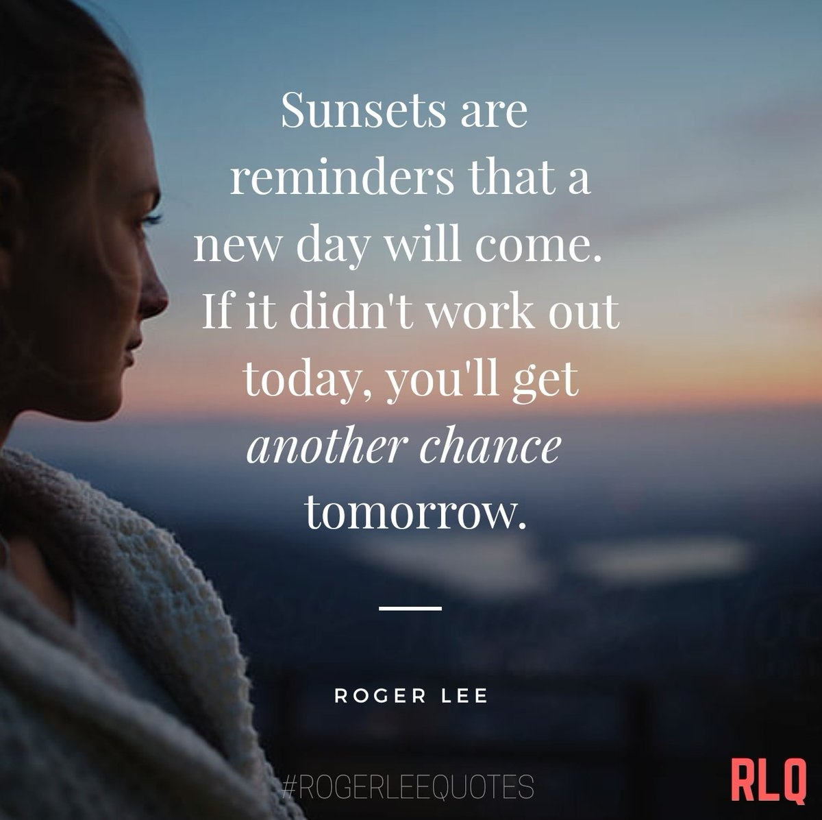 Roger Lee Quotes On Twitter If You Re Looking For A Second Chance