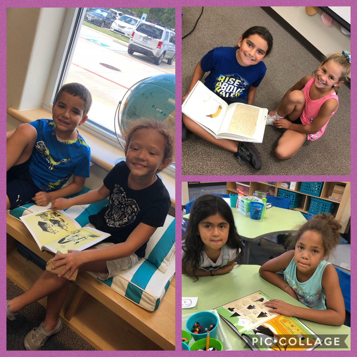 We had a great time reading with our 4th grade buddies. #2ndgradelife #flearning #leadReed@mlopezchappuis @Reed_Elem<br>http://pic.twitter.com/DXXh8dAqym