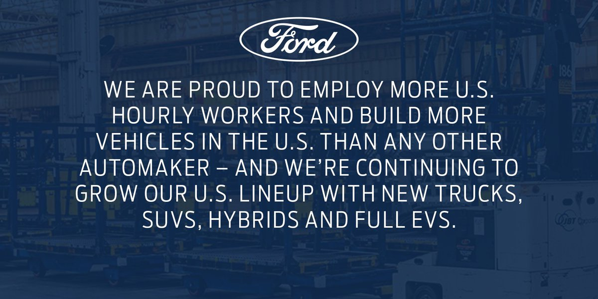 Ford Motor Company Ford Twitter