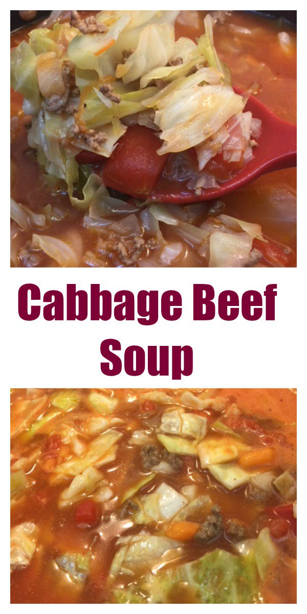 Easy Cabbage Beef Soup Recipe https://t.co/cx0adQkjph #food #recipes #fall https://t.co/yLVrqSNTsG