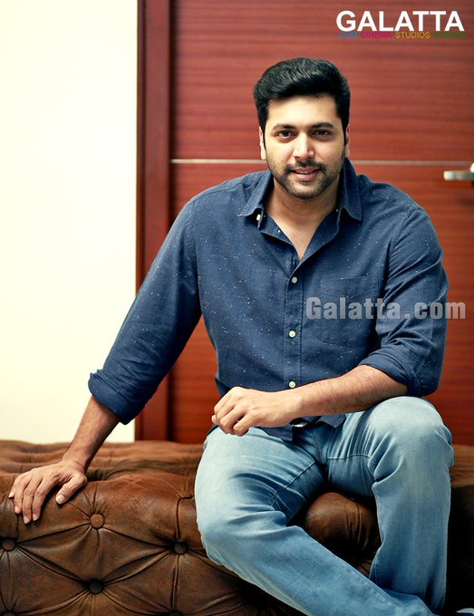Happy birthday jayam ravi