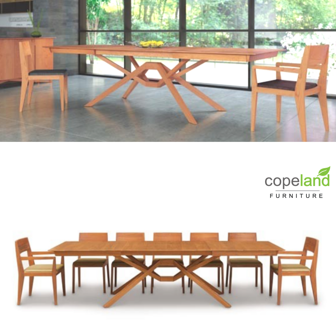 Copeland furniture labor day dining sale august 31 sept 24 save over 30 off msrp on all dining products at participating retailers
