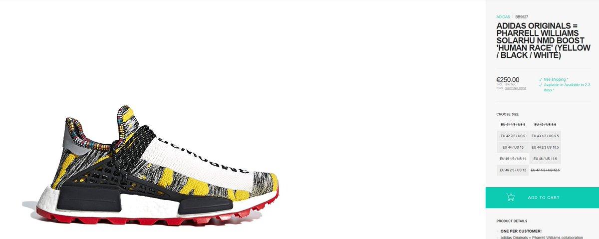 d15c14a39 ... Pharrell Williams x adidas Originals Solar HU NMD  Afro Pack  Empower  Inspire http   tinyurl.com y7k6bayk Mother Land http   tinyurl.com y894yl2u  Miele ...