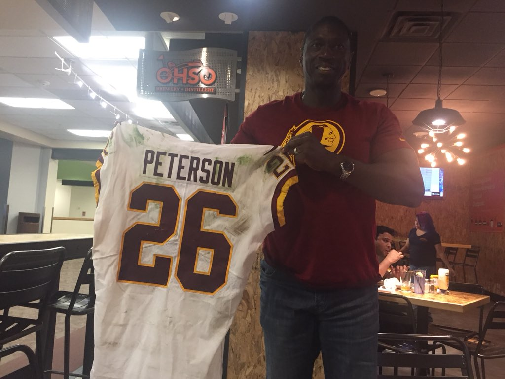 adrian peterson game jersey