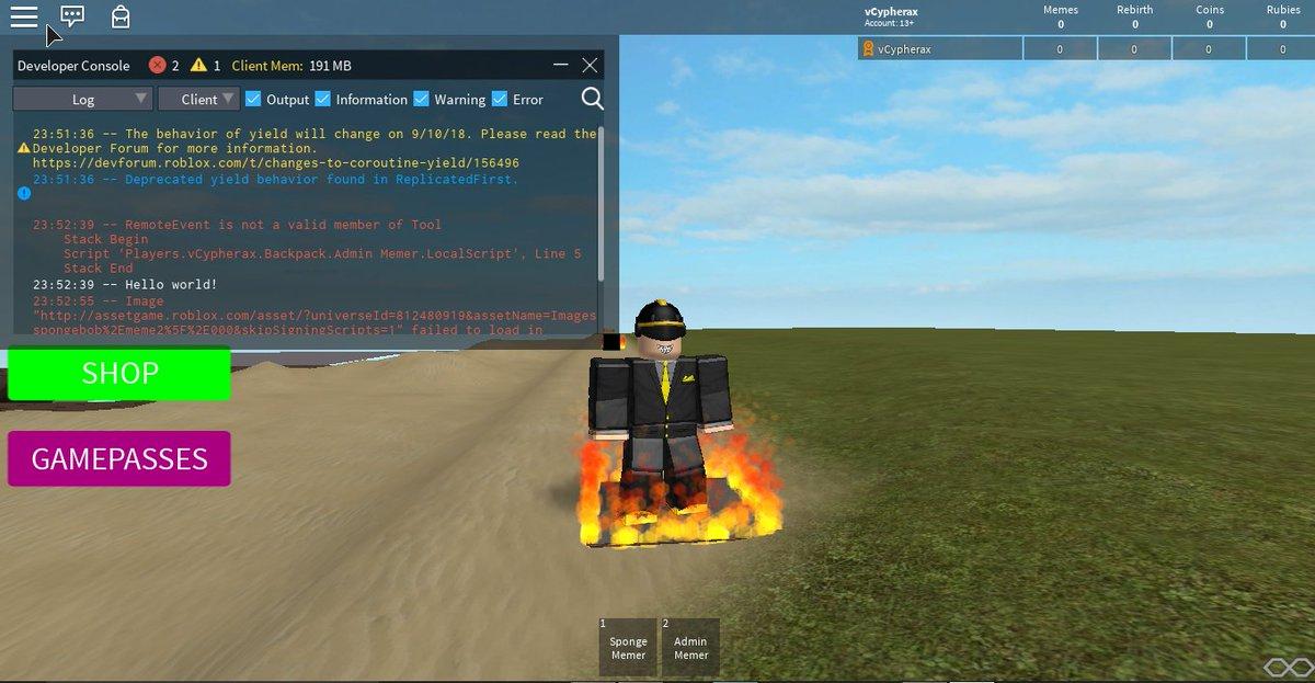 Roblox Remote Event Script   Robux Yt