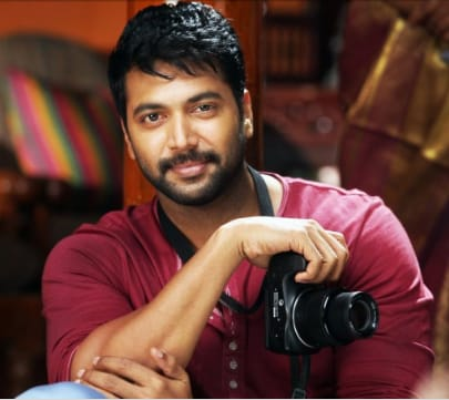 Happy bday Jayam Ravi sir...  love u so much