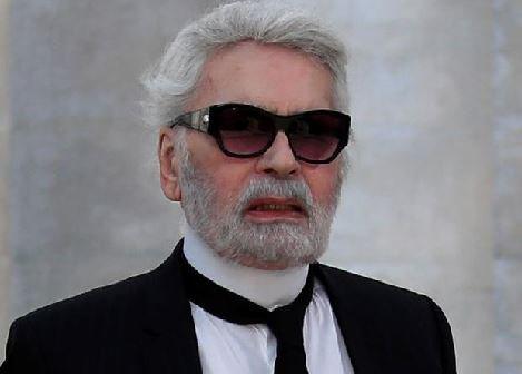 Karl Lagerfeld, der letzte Dandy von Paris, wird heute 85. - Happy Birthday!