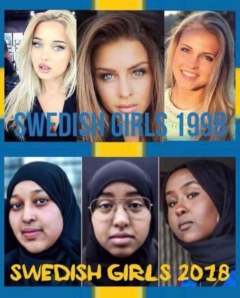 """Generation Europa on Twitter: """"RIP #Sweden Hello #Swedistan ..."""
