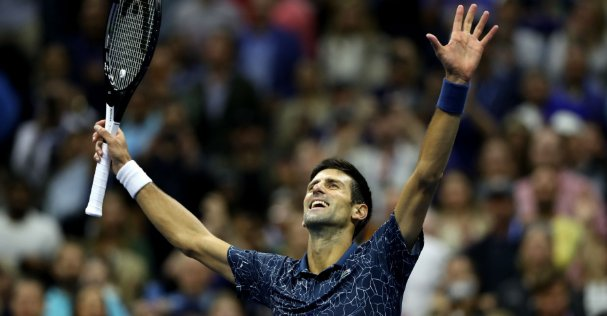 ABD Açık Turnuvası'nın tek erkekler şampiyonu Novak Djokovic!🏆🎾  Haberin içeriğini okumak için tıklayınız👉vitrabet.tv/haber/abd-acik…  #GüncelHaber #SporHaberleri #TenisHaberleri #ABDAçık #SonDakika #Haber #USOpen #UsOpenFinal #USOpen2018 #USOpen18 #Vitrabettv #CanlıHaber