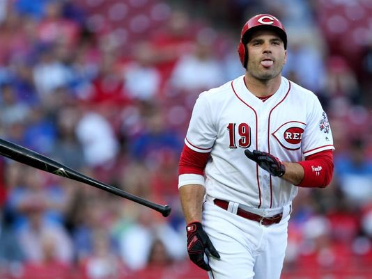 Also, Happy 35th Birthday to first baseman, Joey Votto!