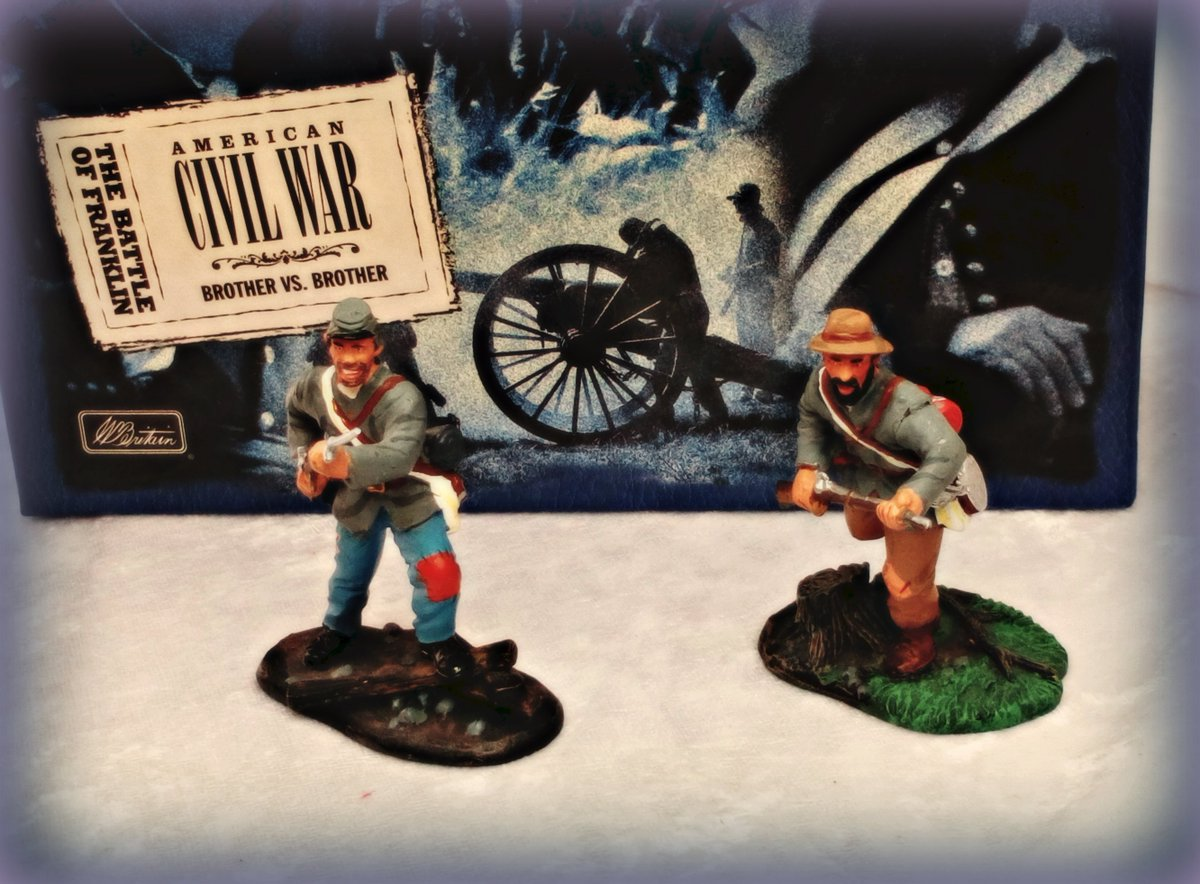 100 Cells Vintage On Twitter Auction Finishing 7 30pm Uk Time For These Britainssoldiers Britains Leadsoldiers Americancivilwar Battleoffranklin 1 Tiny Imperfection Could Mean They Go At Low Price Https T Co Dat1mfdnnl Ebay Etsy Etsyshop