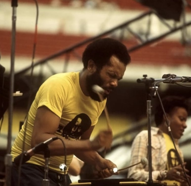 Happy 78th birthday to Roy Ayers. The Godfather of Neo-Soul and in our
