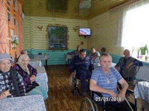 Сявский дом интернат для престарелых панорамные окна в частном доме цена москва