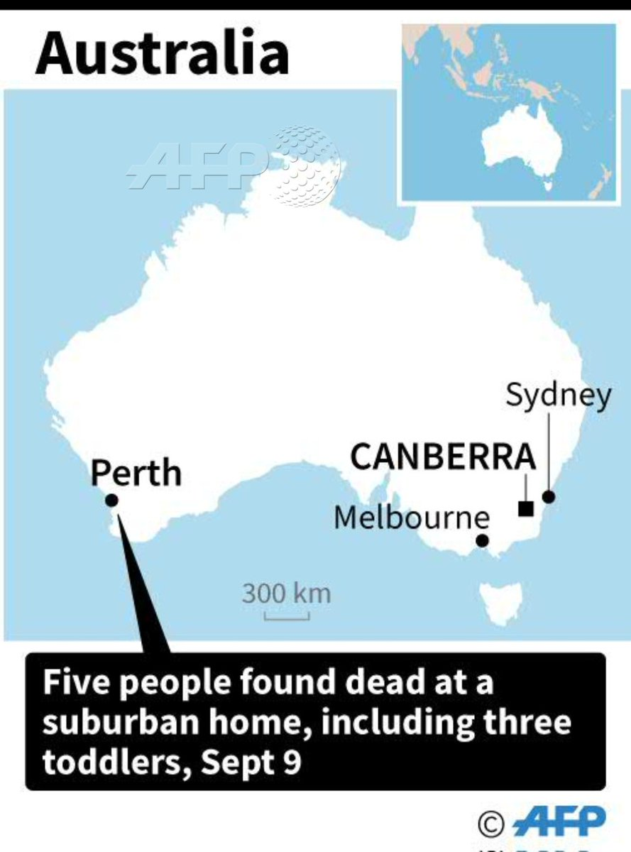 Young Australia Map.Afp News Agency On Twitter Map Locating Perth Where Australian