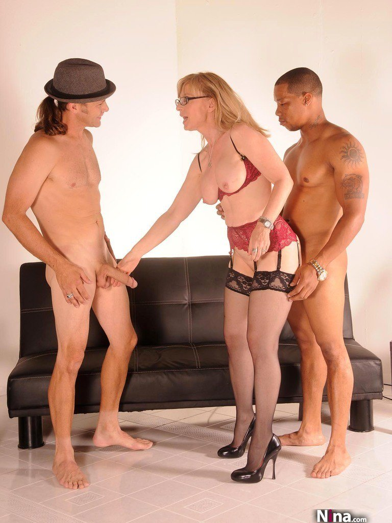 All nina hartley bukkake