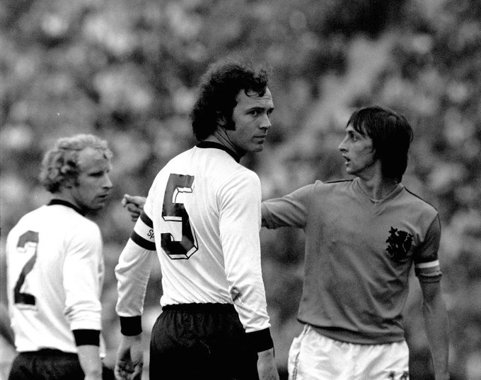 Happy Birthday Franz Beckenbauer