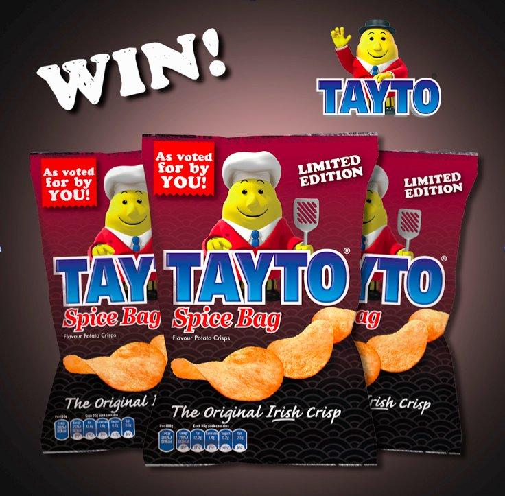 Mr Tayto Ireland on Twitter:
