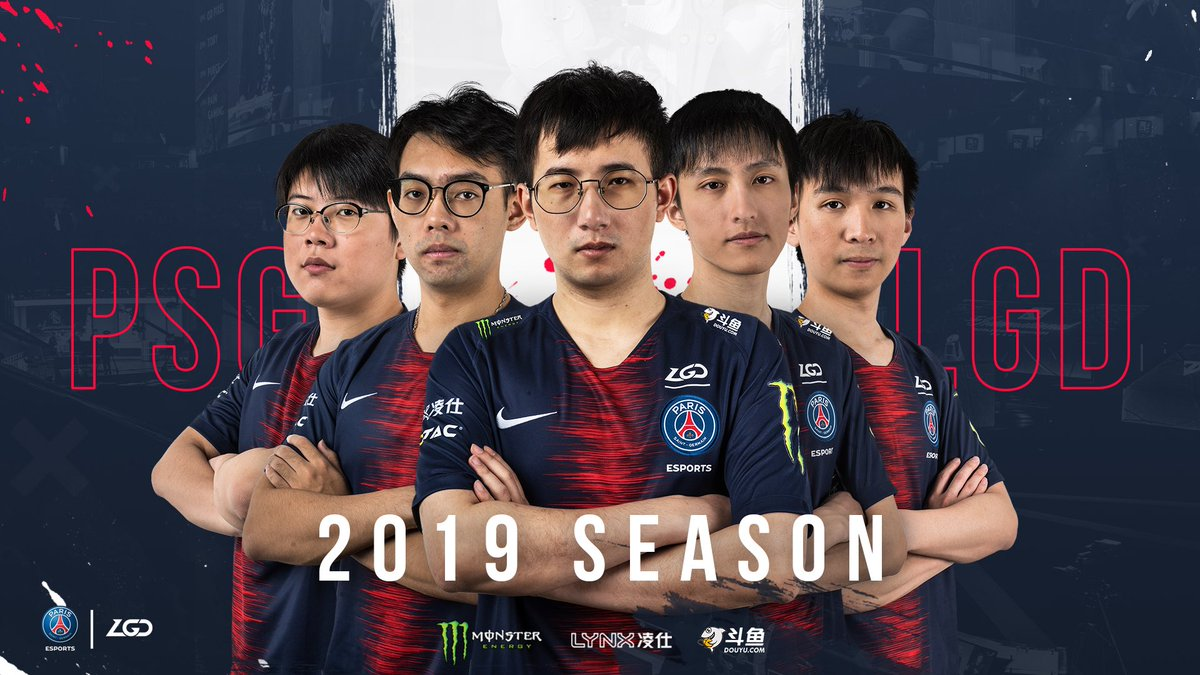 Image result for PSG.LGD 2019