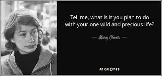 Happy Birthday, Mary Oliver