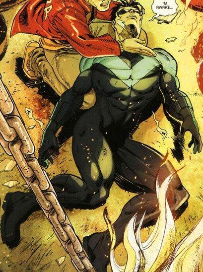 Images of Damian Wayne Kills Dick Grayson - #rock-cafe