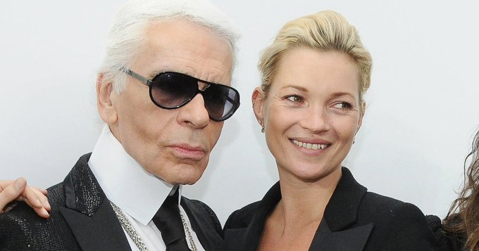 Happy birthday, Karl Lagerfeld. See his most iconic muses: