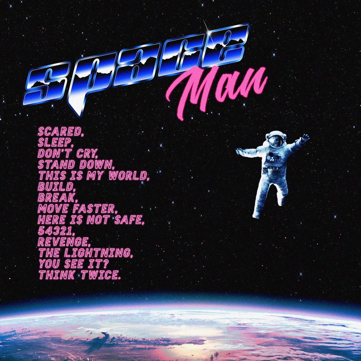 "🚀🛸Octavian - ""SPACEMAN"" mixtape [OUT NOW] 🛸🚀"