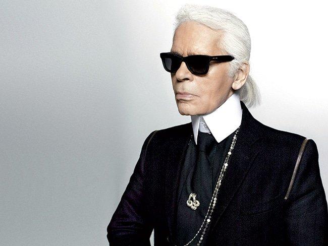 Happy Birthday lieber Karl Lagerfeld!