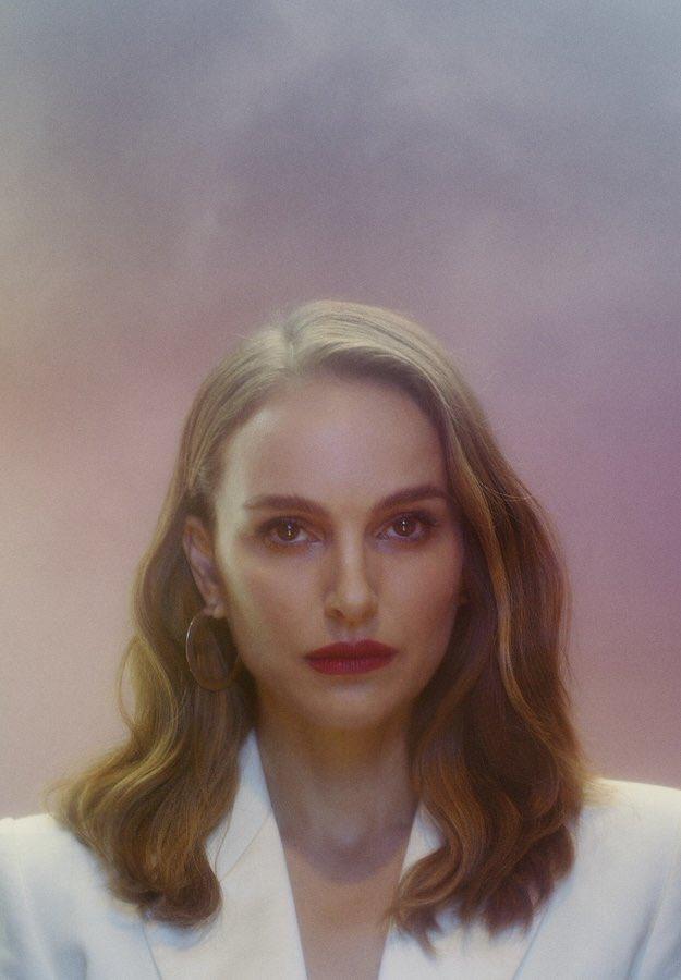 Natalie Portman photographed for W Magazine (2018)