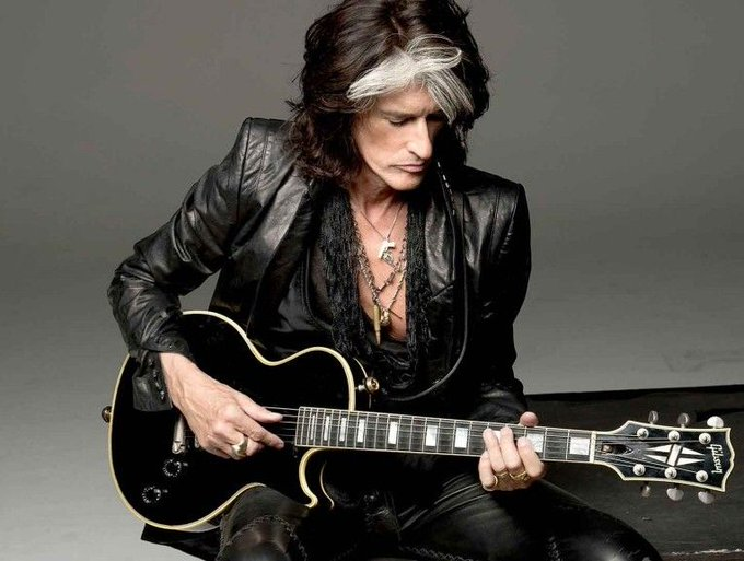 September 10th Happy Birthday to Aerosmith\s Joe Perry (1950)