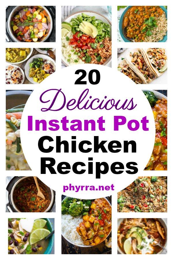 Delicious Chicken Instant Pot Recipes https://t.co/0zFWLaom2Q https://t.co/AOPYtgy4cJ