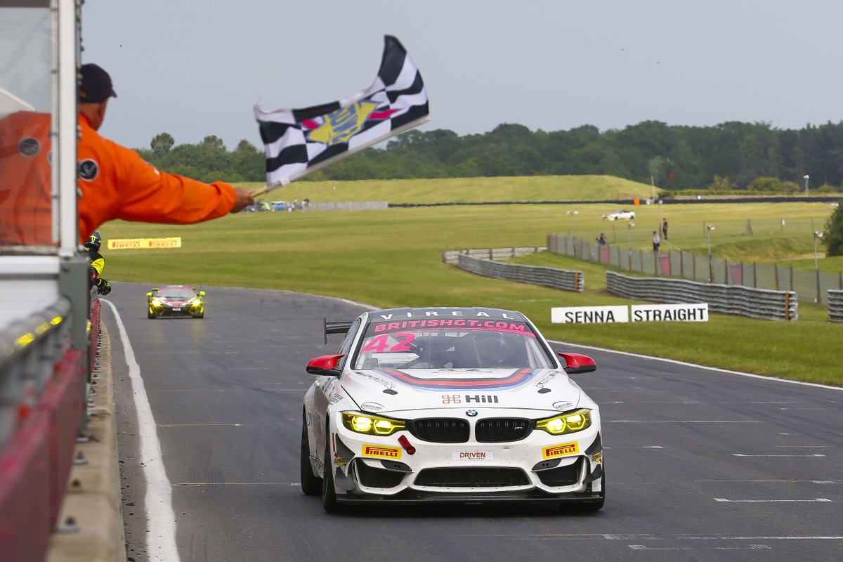 We'll be fighting for the @BritishGT  GT4 Title in just over a weeks time! Ahead of the race we talked to @virealmedia at @Martyn_SDS to review our season so far in the BMW M4 GT4. https://t.co/oMeGLg53xU  Thx to @virealmedia & @CambridgeBMW for the BMW M240i Perfomance Edition!