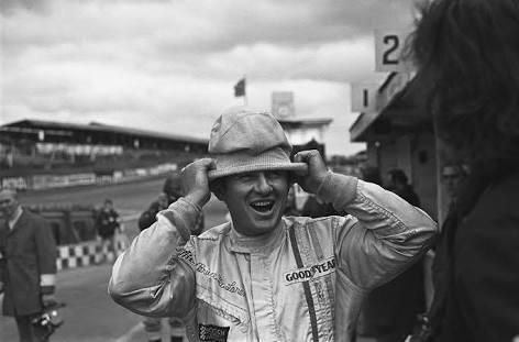 birthday to Bruce McLaren, who would ve been 81 today.